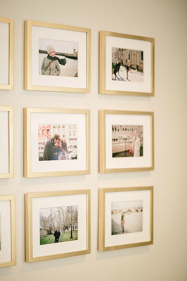 gallery-wall-grid-with-gold-frames